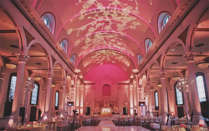 Top Luxury Wedding Venues In Los Angeles